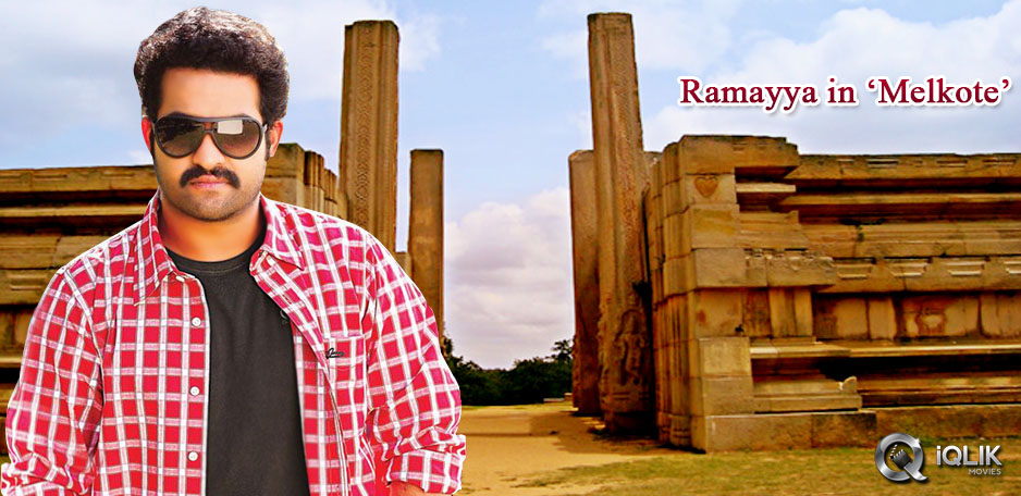 Ramayya-Vastavayya-shooting-at-a-very-brisk-pace-