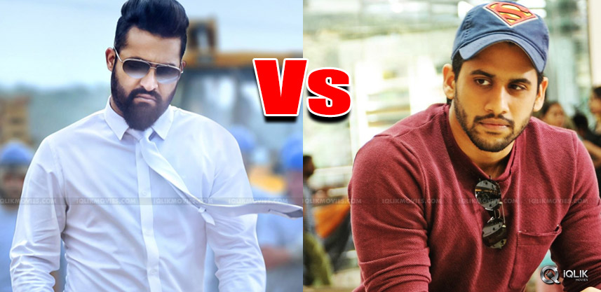 ntr-chaitanya-premam-janatha-garage-on-same-day