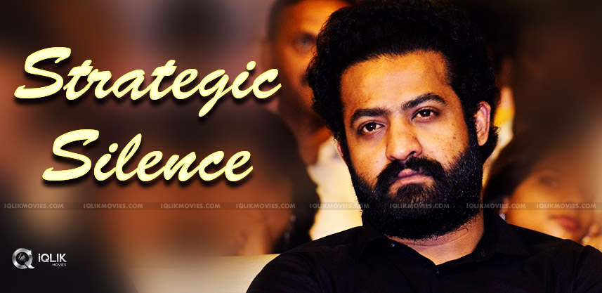 jr-ntr-s-strategic-silence-on-mahnayakudu
