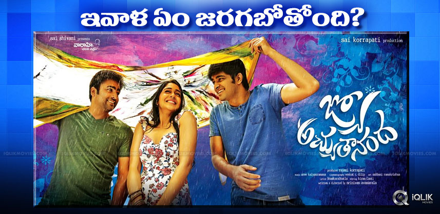 expectations-on-naga-shaurya-jyo-achyutananda