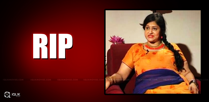 actress-dancer-jyothilakshmi-death-details