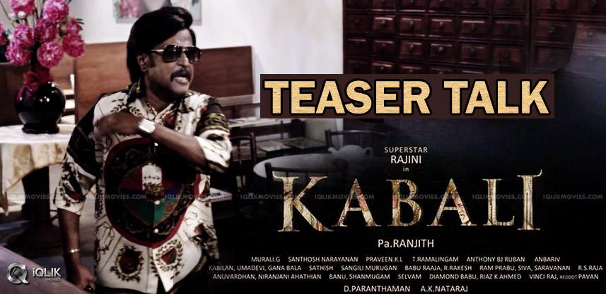rajnikanth-kabali-movie-teaser-talk-details