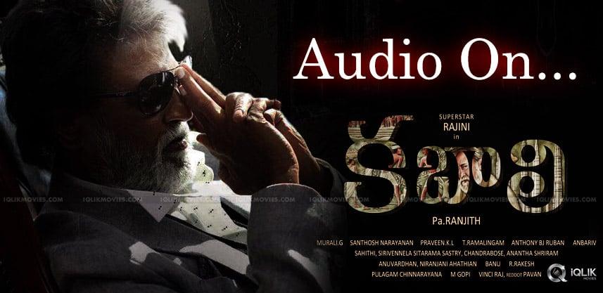 rajnikanth-kabali-audio-release-updates
