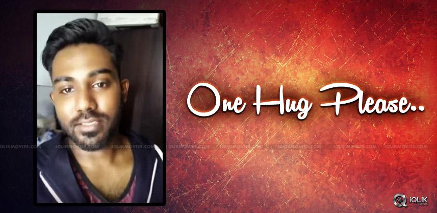 dubbing-artiste-arun-wants-hug-from-rajnikanth