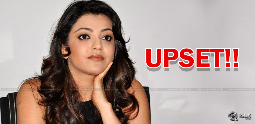 director-upset-with-kajal-sharing-the-pictures