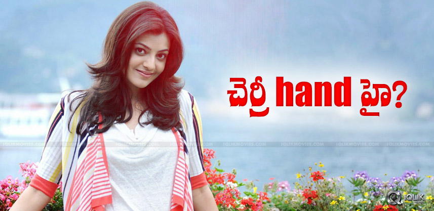 reason-behind-kajal-aggarwal-entry-in-chiru150