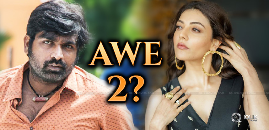 awe-sequel-kajal-sethupathi-finalized