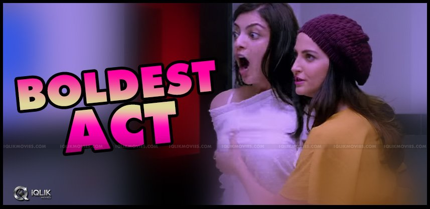 kajal-aggarwal-boldest-act-in-paris-movie