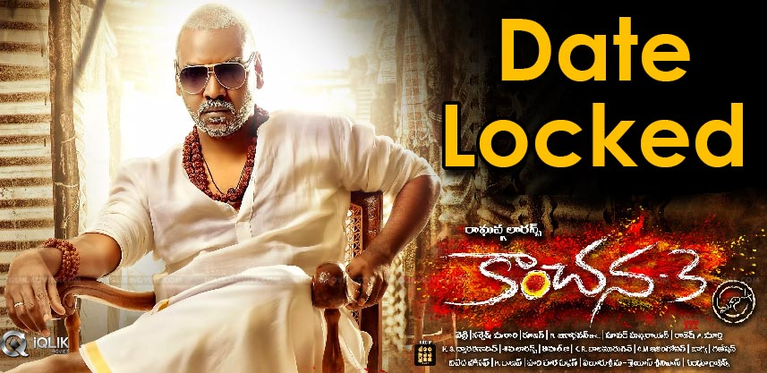 kanchana-3-movie-will-release-on-april-19