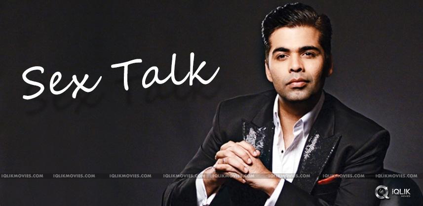 Sex-Talk-Of-Director-Karan-Johar