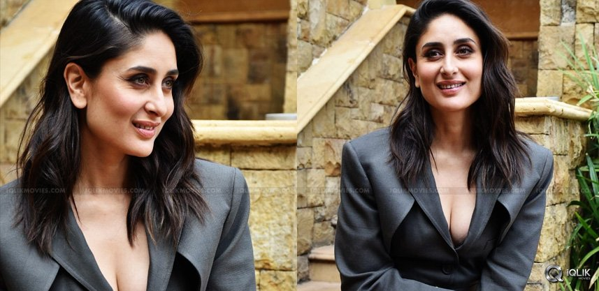 Kareena Feels 'It Isn't Right' To Compare Her With Them!