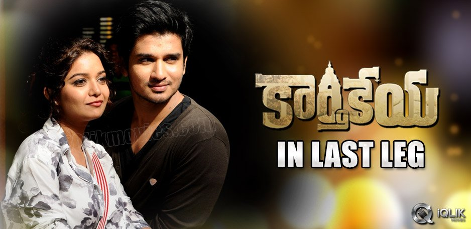 Karthikeya-nearing-completion