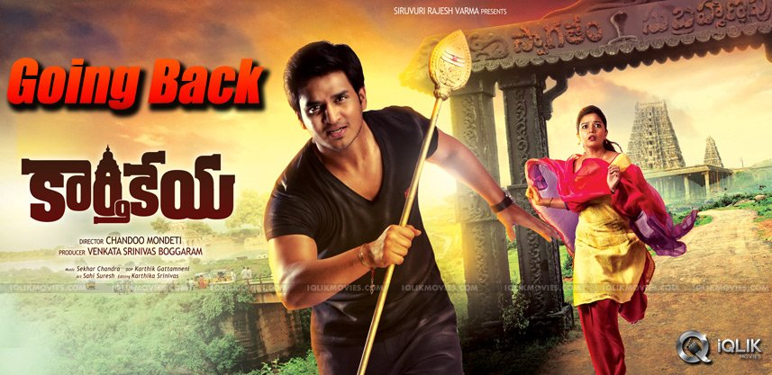 telugu-movie-karthikeya-is-getting-reshoot
