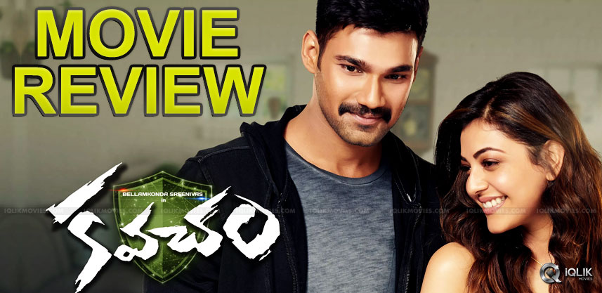 'Kavacham' Movie Review And Rating