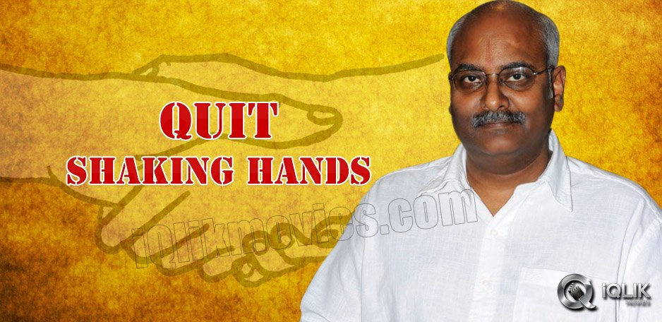 Keeravani-says-NO-to-shake-hands