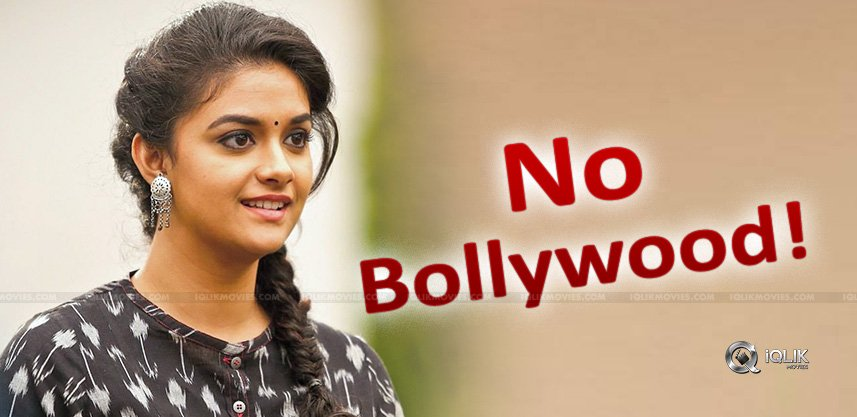 No-Bollywood-Film-For-Keerthy-Suresh-Now