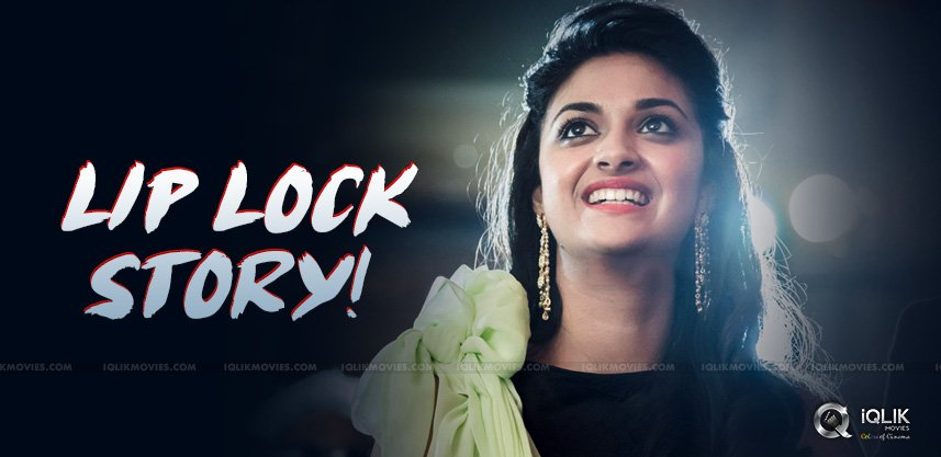 Keerthy Suresh Clears The Air On Liplocks