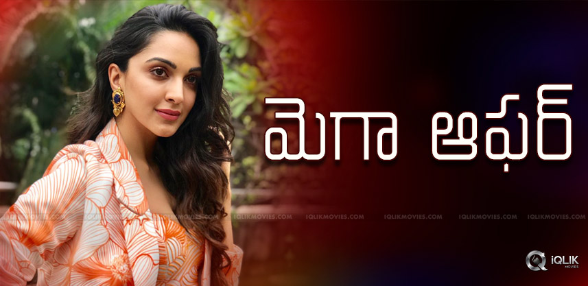Kiara Advani Is Unstoppable, Bags A Huge Offer!!