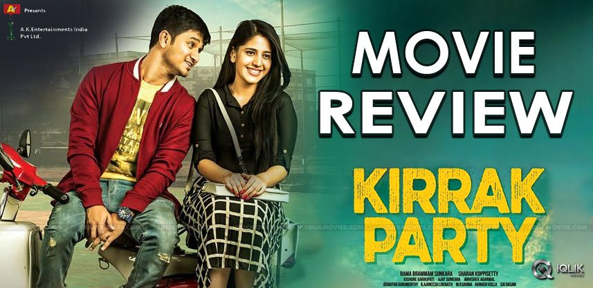 Kirrak Party Movie Review And Rating