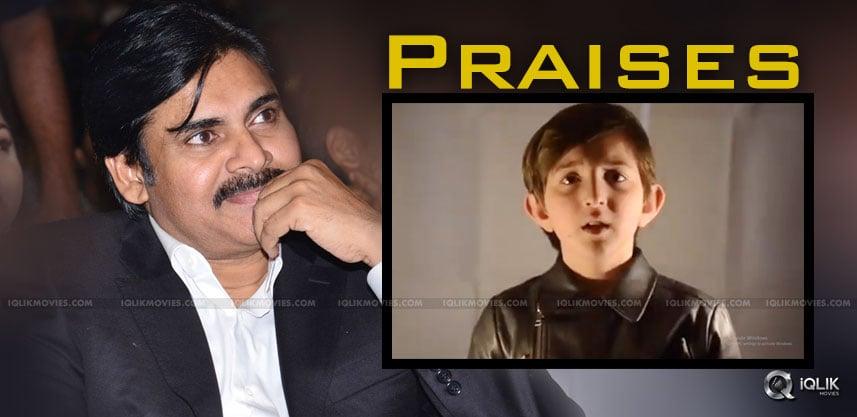 pawan-kalyan-song-foreigner-kid-