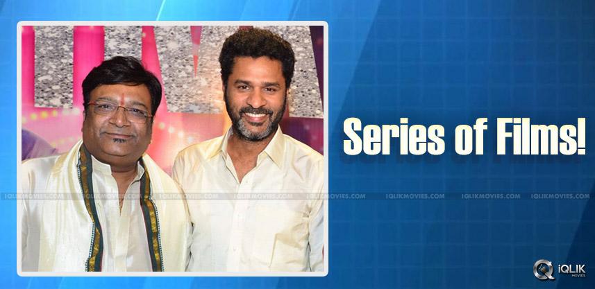konavenkat-upcoming-films-with-prabhudeva