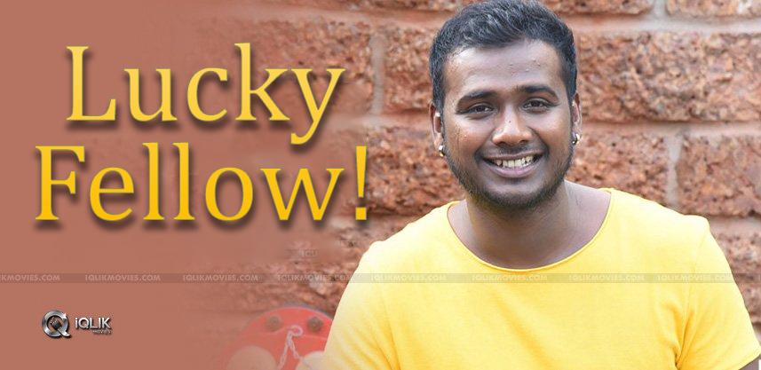 Rahul-Sipligunj-First-Lucky-Guy-From-Bigg-Boss