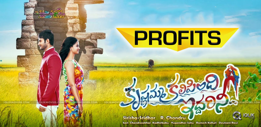 krishnamma-kalipindi-iddarini-movie-profits