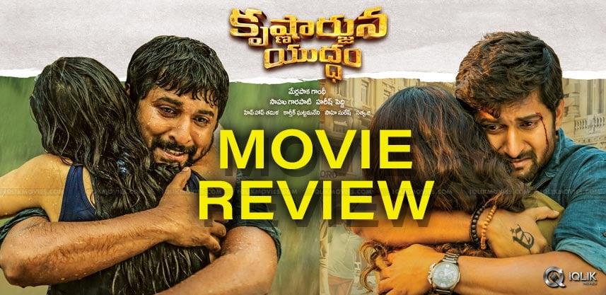 Krishnarjuna Yudham Movie Review & Rating