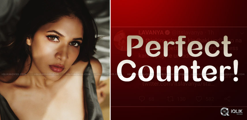 lavanya-tripathi-perfect-counter-in-twitter