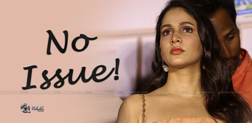 I-Have-No-Issues-With-It-Lavanya