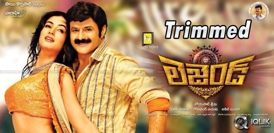 balakrishna-legend-movie-trimmed-by-20-minutes