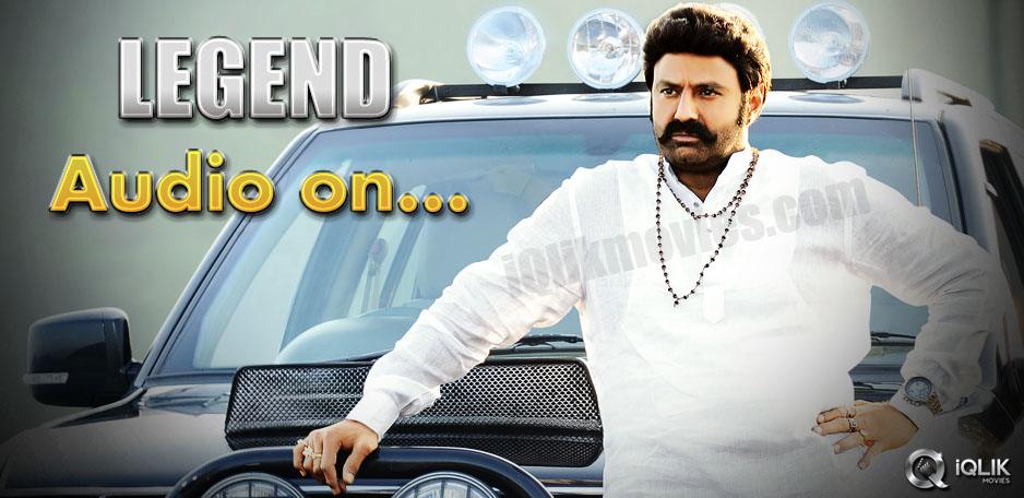 Legend-audio-release-date