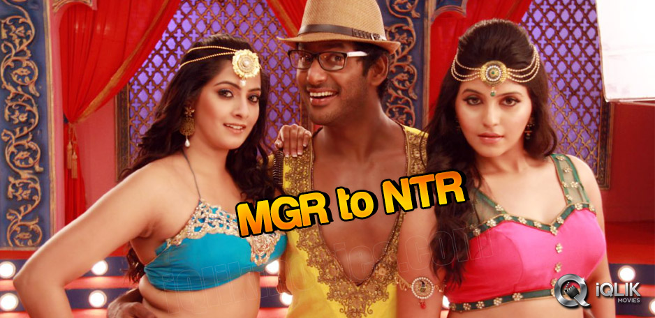 MGR-is-NTR-in-Tollywood