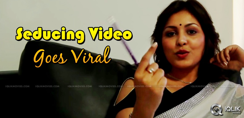 madhu-shalini-use-finger-to-vote-video-goes-viral