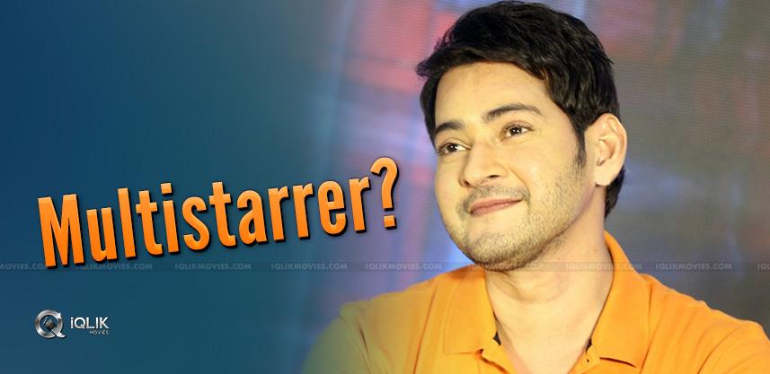 Maheshs-Next-A-Multi-Starrer