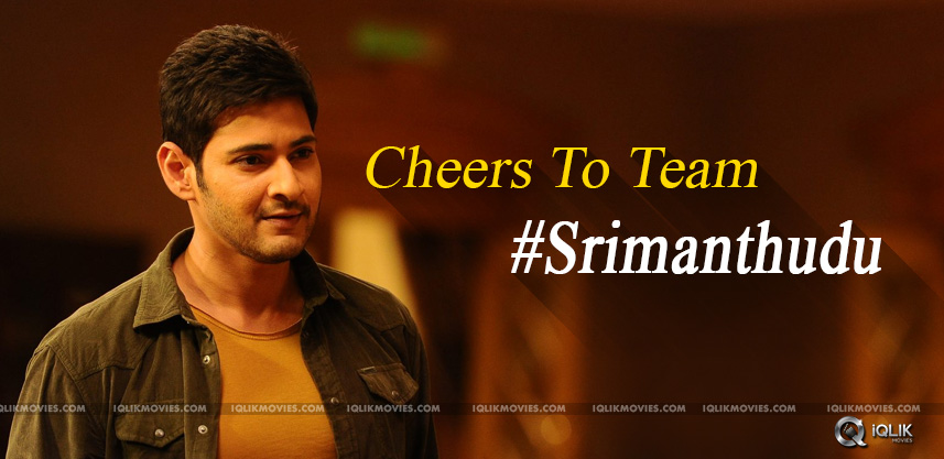 mahesh-srimanthudu-release-completes-1year