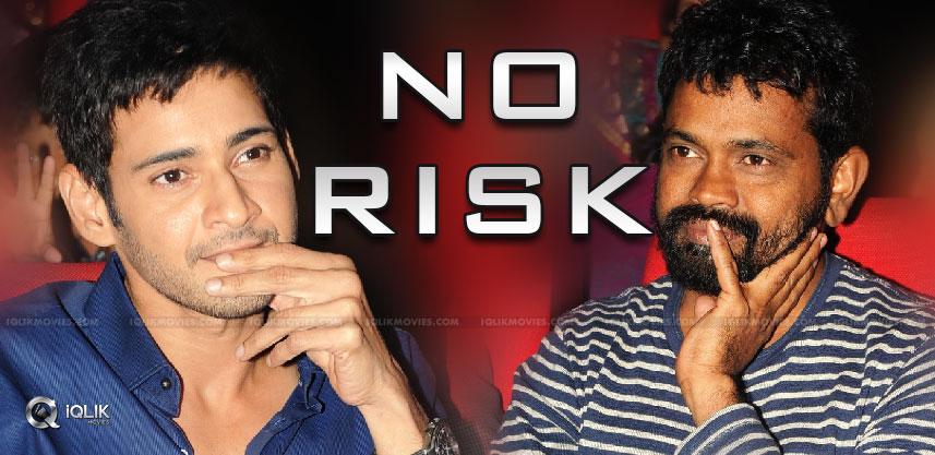sukumar-and-mahesh-babu-not-taking-risk