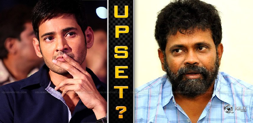 mahesh-babu-is-upset-with-director-sukumar