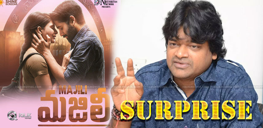 surprising-review-for-majili-by-harish-shankar