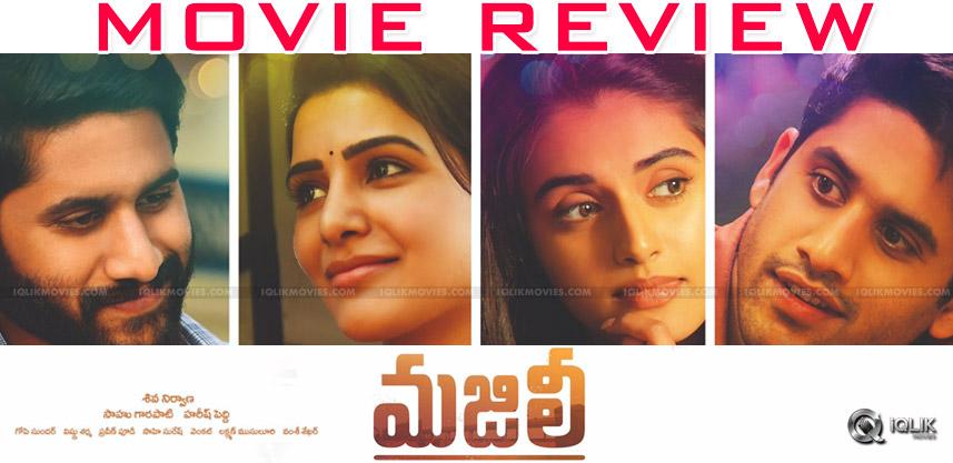Majili Telugu Movie Review & Rating