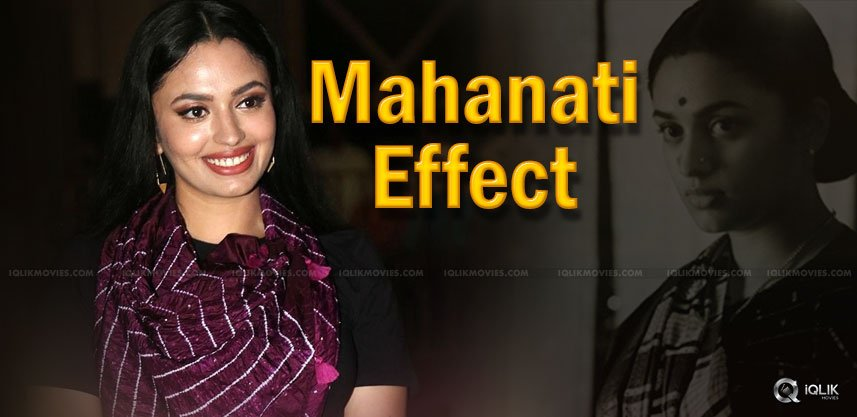 mahanati-effect-on-malavika-nair-in-vijetha