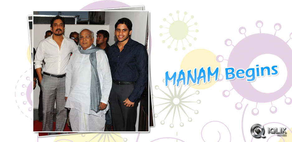 Manam-begins-shooting