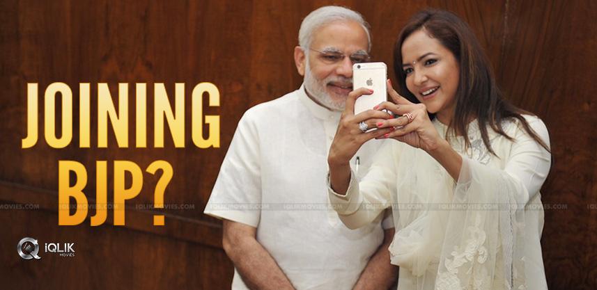 Manchu-Lakshmi-To-Join-BJP-Soon