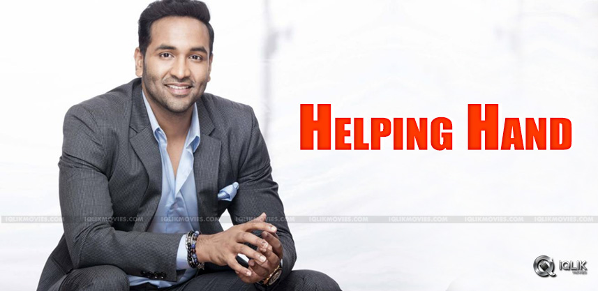 manchuvishnu-charity-for-hyderabad-floodvictims
