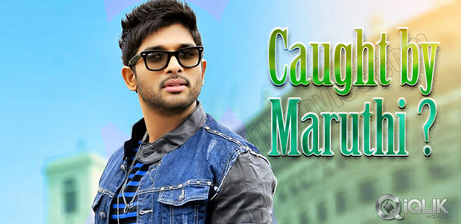 Maruthi-gets-hold-of-Bunny