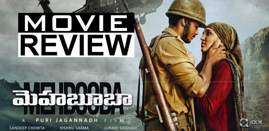 Mehbooba Movie Review & Rating