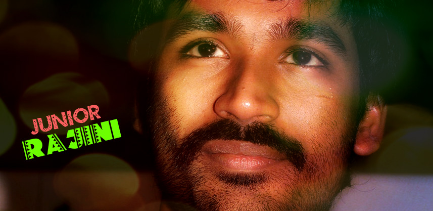 dhanush-called-as-junior-rajinikanth-by-fans-media