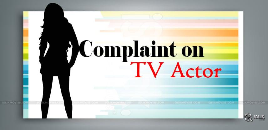 model-files-complaint-on-tv-actor-armaan-tahil