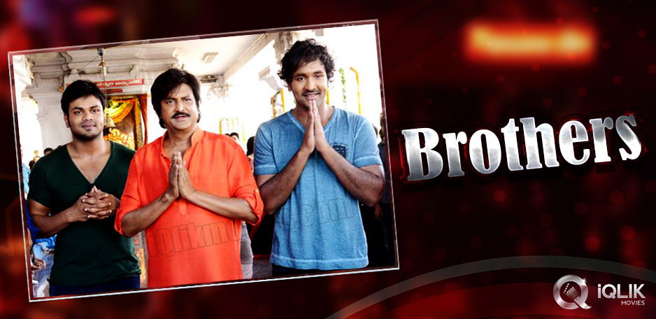 Mohan-Babu-as-Manchu-brother-in-family-starrer
