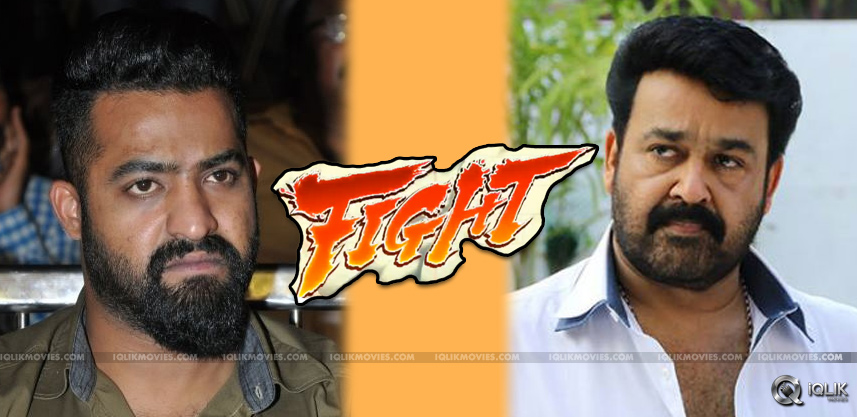 mohanlal-and-ntr-in-janatha-garage-movie